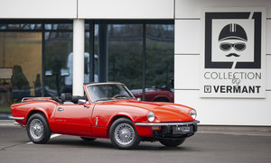 1980 Spitfire 1500 - Belgian car - Two owners from new - 49.500km