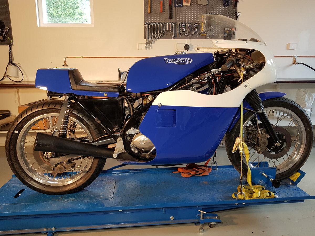 1983 Rob North Triumph Trident For Sale (picture 1 of 6)
