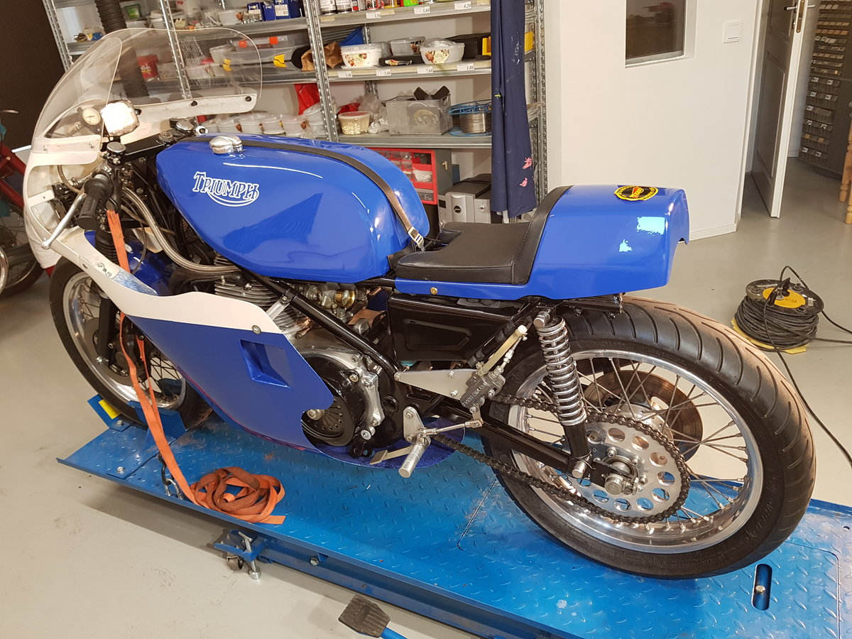 1983 Triumph Trident Rob North For Sale (picture 4 of 6)
