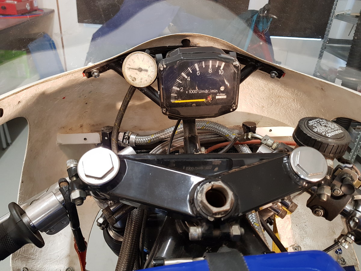 1983 Triumph Trident Rob North For Sale (picture 6 of 6)