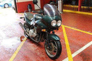 1991 Triumph Trident 1990 - To be auctioned 26-06-20