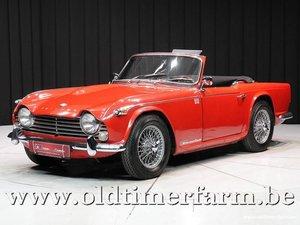 1966 Triumph TR4 A '66