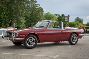 Restored 1970 Triumph Stag Mk1 Just £10,000 - £12,000 For Sale by Auction