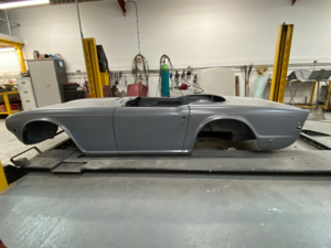 1971 Triumph TR6 bODYSHELL For Sale