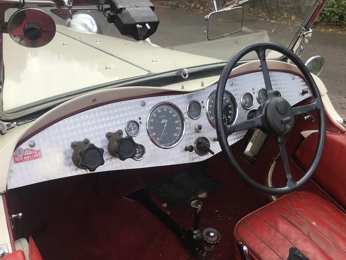 1934 Triumph Gloria Monte Carlo Sports Tourer For Sale (picture 3 of 5)