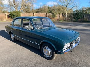 1972 Triumph 1500 Saloon SOLD by Auction