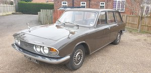 1973 Triumph 2000 Estate SOLD by Auction