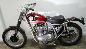 Tribsa 500 cc Road Legal Flat Tracker Outstanding Bike
