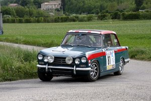 1969 Triumph Vitesse MKII Rally Car For Sale by Auction