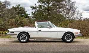Picture of 1976 Triumph Stag Mk2 /// Manual /// 82k Miles SOLD