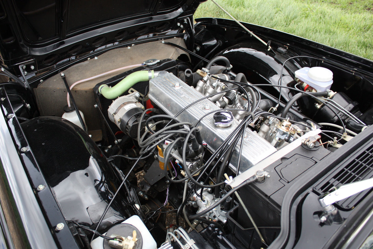 TR6 1973 ORIGINAL UK FUEL INJECTED CAR WITH OVERDRIVE SOLD (picture 3 of 6)