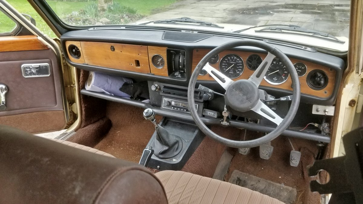 1976 Triumph Dolomite Sprint  For Sale (picture 4 of 6)