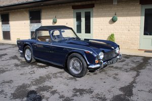 1968  TRIUMPH TR5 – £54,950