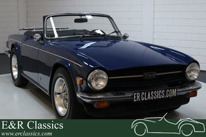 Triumph TR6 Cabriolet 1975 Dark blue For Sale