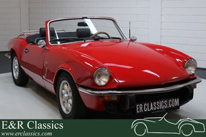 Triumph Spitfire 1500 Cabriolet 1978 Nice condition For Sale