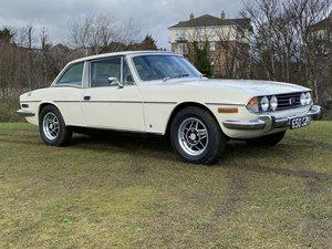 1973 Triumph Stag 3.0 V8 Automatic