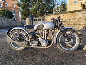 1937 Triumph Tiger 90 T90 500cc
