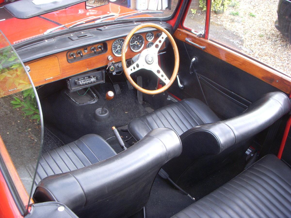 1969 Triumph Vitesse 2 Litre Mark II Convertible  SOLD (picture 6 of 6)