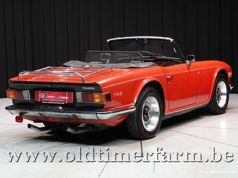 1973 Triumph TR6 '73 For Sale (picture 2 of 12)