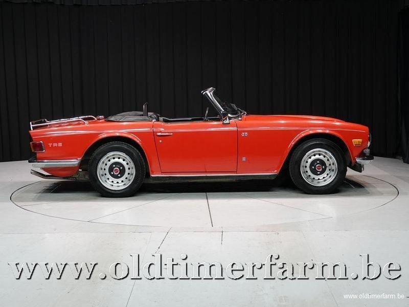 1973 Triumph TR6 '73 For Sale (picture 3 of 12)