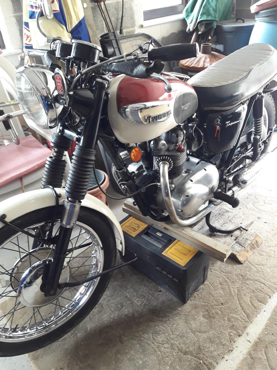 1967 triumph 350cc T90 For Sale (picture 5 of 6)