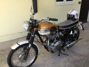 1964 Triumph Bonneville - Matching Numbers price reduce