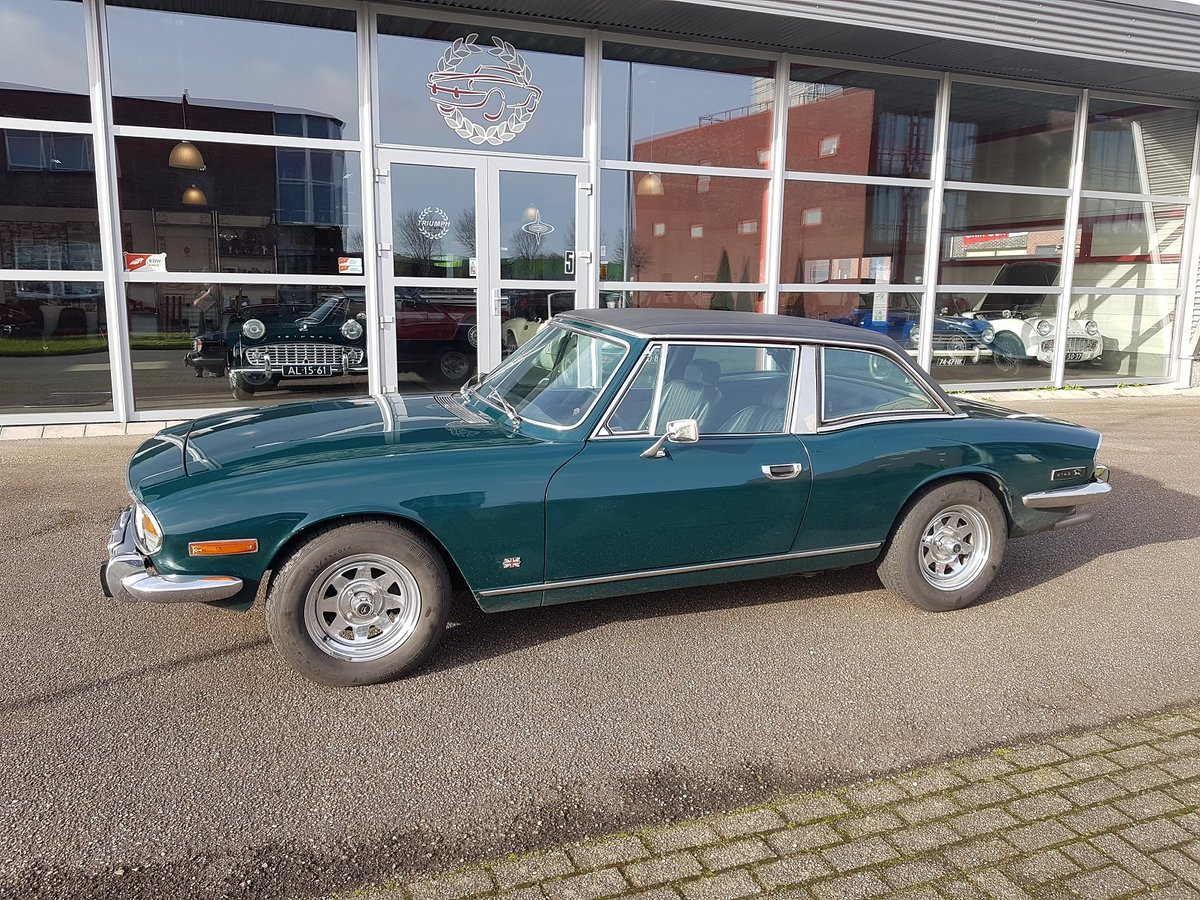 Triumph Stag 1975 For Sale (picture 1 of 6)