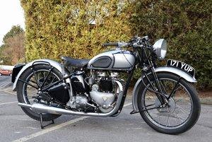 Pre - War 1939 Triumph Tiger 100 500cc Restored  For Sale