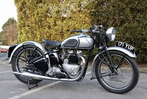 1939 Pre - War  Triumph Tiger 100 500cc Restored