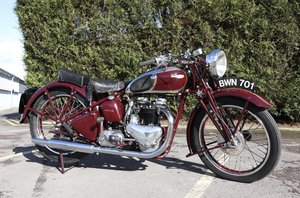 1938 Triumph Pre-War Speed Twin 500cc !!!