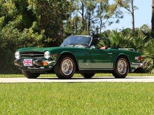 1976 Triumph TR6  For Sale by Auction