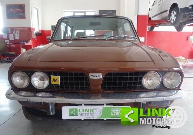 Triumph Dolomite Sprint del 1977 CONSERVATO For Sale (picture 2 of 6)