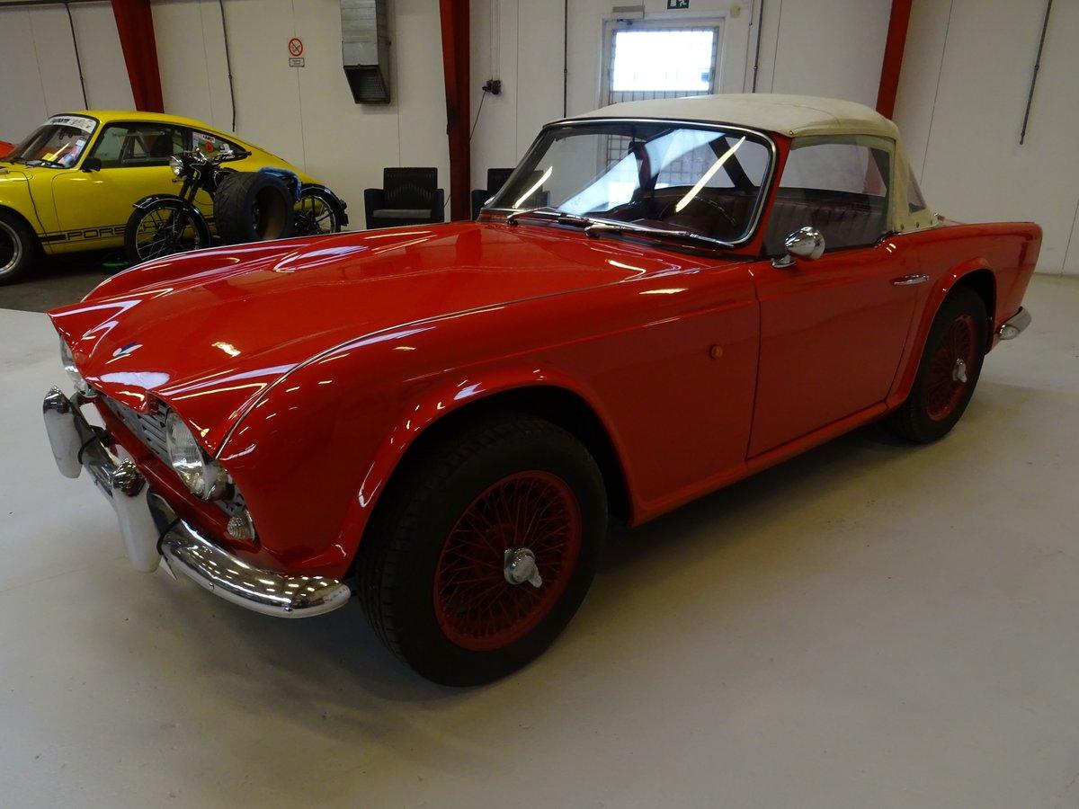 1962 Triumph TR4 – Restored For Sale (picture 3 of 20)