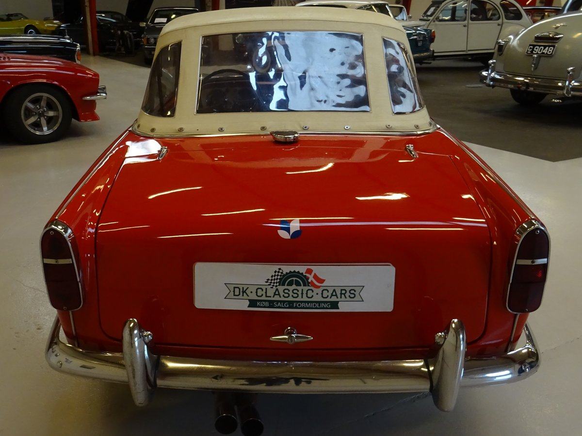 1962 Triumph TR4 – Restored For Sale (picture 5 of 20)