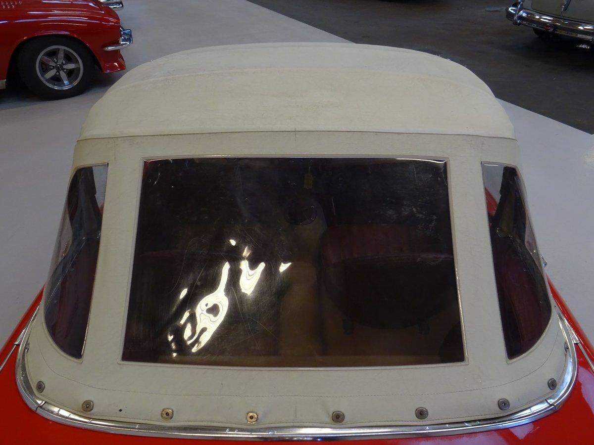 1962 Triumph TR4 – Restored For Sale (picture 9 of 20)