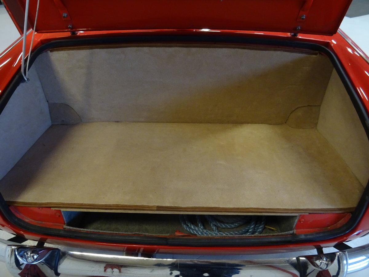 1962 Triumph TR4 – Restored For Sale (picture 19 of 20)