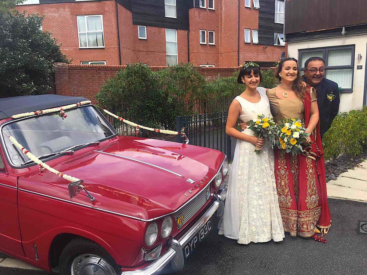 1965 Classic Wedding Cars Cheshire & Manchester For Hire (picture 6 of 6)