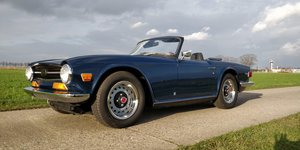 Picture of 1970 Tiumph TR6 '70 LHD  SOLD
