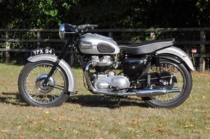 1958 Triumph T110 Tiger