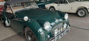 Triumph TR3 1957 For Sale