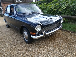 1968 Triumph 1300 - Tax & Mot Exempt - 52,000 miles - Film Star - SOLD