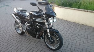 Triumph 955i Speed Triple