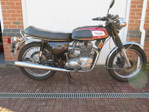 1974 Triumph Trident T150 - 06/05/20 SOLD by Auction