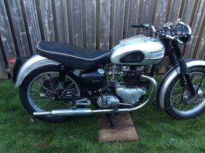 1956 Triumph t110