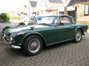 Triumph TR4A IRS 1967 (perfect!) For Sale