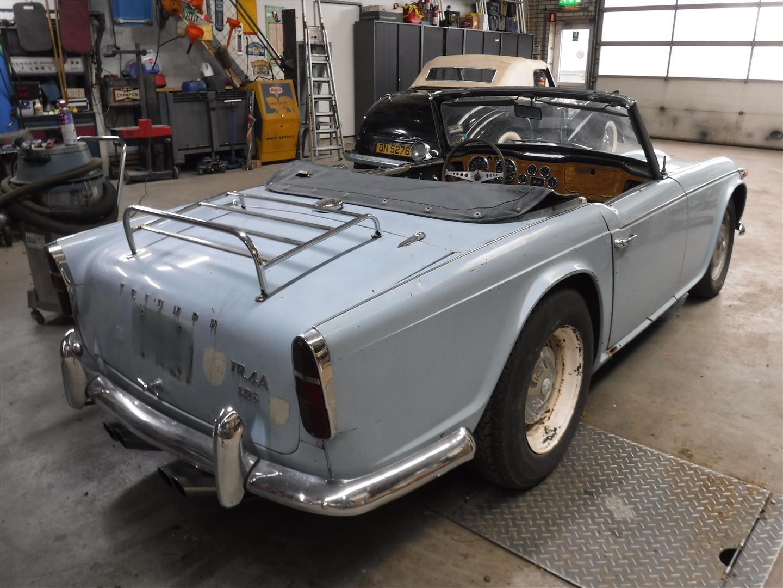 Triumph TR4A 1966 SOLD (picture 3 of 6)
