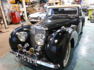 Picture of Triumph 2000 roadster 1949  SOLD