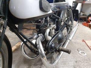Triumph Gloria Motorcycle