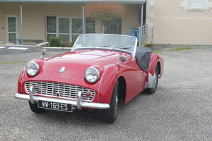 1959 Triumph TR3A, LHD