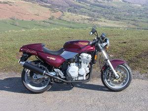 1992 Triumph Trident 900
